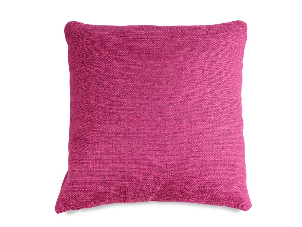 luxus sofakissen dekokissen einfarbig lila kissenwelt. Black Bedroom Furniture Sets. Home Design Ideas